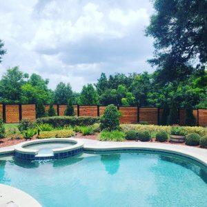Backyard Pool Fencing